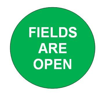 Fields Open